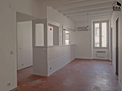 Cavaillon, appartement en centre ville avec 1 parkings privatifs